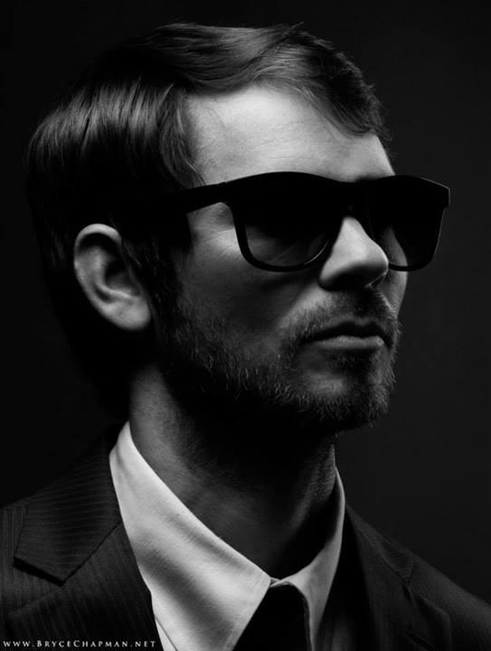 levi varner headshot bryce chapman photography